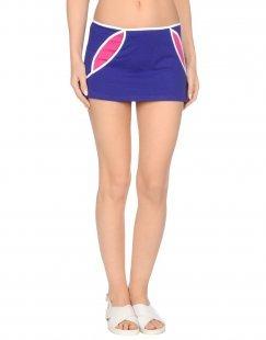 FRANKIE MORELLO SEXYWEAR Damen Strandkleid Farbe Violett Größe 5