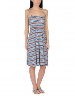 SIYU Damen Strandkleid Farbe Azurblau Größe 5