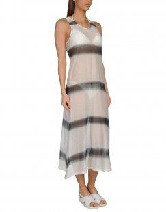 LES COPAINS BEACHWEAR Damen Strandkleid Farbe Elfenbein Größe 6