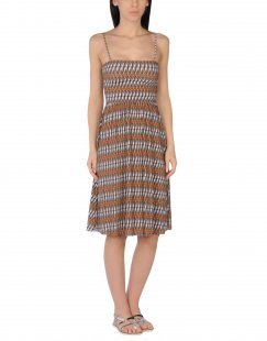 SIYU Damen Strandkleid Farbe Lila Größe 4