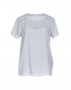 JACQUELINE de YONG Damen Bluse Farbe Hellgrau Größe 5