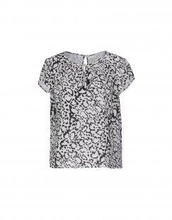 SOUVENIR Damen Bluse Farbe Weiß Größe 5