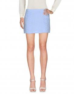 CUTIE Damen Minirock Farbe Himmelblau Größe 4