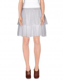 TWENTY EASY by KAOS Damen Minirock Farbe Elfenbein Größe 5