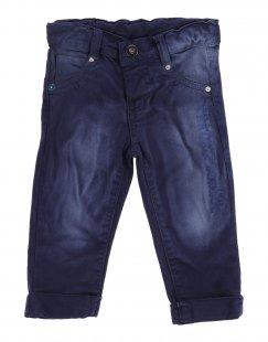 FRANKIE GARAGE Jungen 0-24 monate Hose Farbe Dunkelblau Größe 4