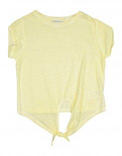 PATRIZIA PEPE Mädchen 3-8 jahre T-shirts Farbe Gelb Größe 6