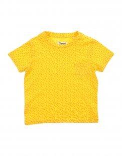 NUPKEET Mädchen 3-8 jahre T-shirts Farbe Gelb Größe 6