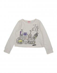DIMENSIONE DANZA SISTERS Mädchen 3-8 jahre T-shirts Farbe Weiß Größe 3