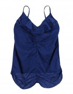 EUROPEAN CULTURE Mädchen 3-8 jahre T-shirts Farbe Blau Größe 6