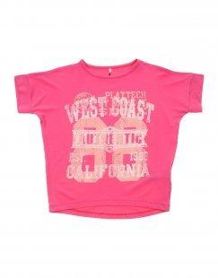 PLAYTECH by NAME IT® Mädchen 3-8 jahre T-shirts Farbe Fuchsia Größe 5