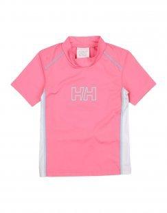 HELLY HANSEN Mädchen 3-8 jahre T-shirts Farbe Flieder Größe 1
