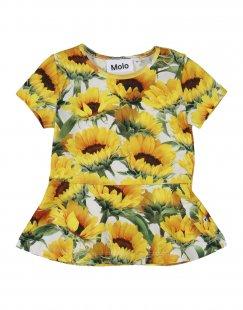 MOLO Mädchen 3-8 jahre T-shirts Farbe Gelb Größe 1
