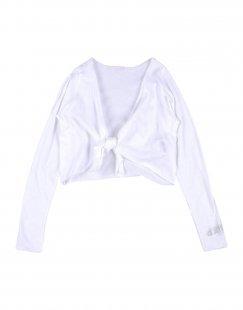 DIMENSIONE DANZA SISTERS Mädchen 3-8 jahre T-shirts Farbe Weiß Größe 1
