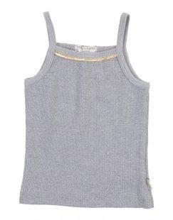 STICKY FUDGE Mädchen 3-8 jahre T-shirts Farbe Grau Größe 2