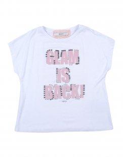 RELISH Mädchen 3-8 jahre T-shirts Farbe Weiß Größe 4