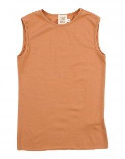 CAFFÉ D´ORZO Mädchen 3-8 jahre T-shirts Farbe Braun Größe 6