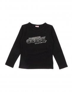 DIMENSIONE DANZA SISTERS Mädchen 3-8 jahre T-shirts Farbe Schwarz Größe 4