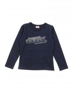 DIMENSIONE DANZA SISTERS Mädchen 3-8 jahre T-shirts Farbe Dunkelblau Größe 3