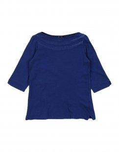 EUROPEAN CULTURE Mädchen 3-8 jahre T-shirts Farbe Blau Größe 4