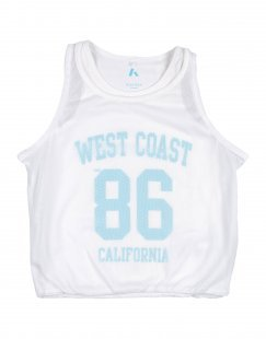 PLAYTECH by NAME IT® Mädchen 3-8 jahre T-shirts Farbe Weiß Größe 5