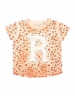 SCOTCH R´BELLE Mädchen 3-8 jahre T-shirts Farbe Pfirsich Größe 2
