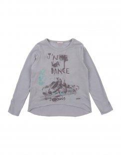 DIMENSIONE DANZA SISTERS Mädchen 3-8 jahre T-shirts Farbe Grau Größe 3