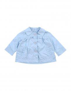ADD Mädchen 0-24 monate Jacke Farbe Himmelblau Größe 4