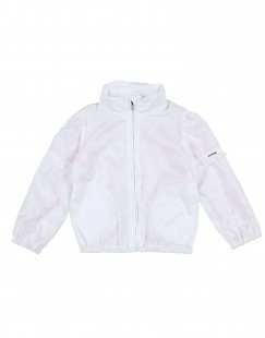 DIESEL Mädchen 0-24 monate Jacke Farbe Weiß Größe 10