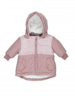 NAME IT® Mädchen 0-24 monate Jacke Farbe Hellrosa Größe 2