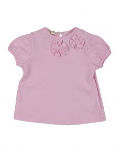 I PINCO PALLINO I&S CAVALLERI Mädchen 0-24 monate T-shirts Farbe Rosa Größe 4