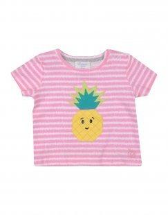 BONNIE BABY Mädchen 0-24 monate T-shirts Farbe Rosa Größe 4