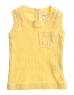 TOCOTO VINTAGE Mädchen 0-24 monate T-shirts Farbe Gelb Größe 5