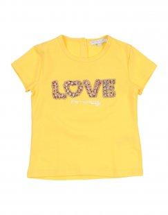 ARTIGLI Girl Mädchen 0-24 monate T-shirts Farbe Gelb Größe 5