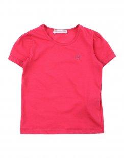 MISS BLUMARINE Mädchen 0-24 monate T-shirts Farbe Rot Größe 10