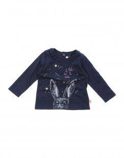 BILLIEBLUSH Mädchen 0-24 monate T-shirts Farbe Dunkelblau Größe 6