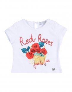 FUN & FUN Mädchen 0-24 monate T-shirts Farbe Weiß Größe 10