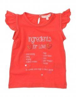 SILVIAN HEACH Mädchen 0-24 monate T-shirts Farbe Rot Größe 4