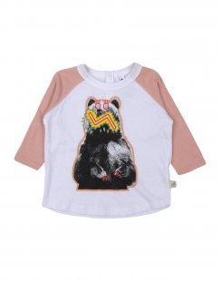 STELLA McCARTNEY KIDS Mädchen 0-24 monate T-shirts Farbe Weiß Größe 4