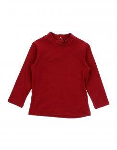 PEUTEREY Mädchen 0-24 monate T-shirts Farbe Bordeaux Größe 5
