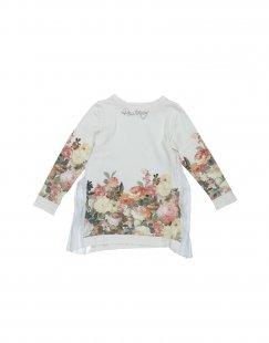PEUTEREY Mädchen 0-24 monate T-shirts Farbe Elfenbein Größe 6