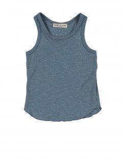 BABE & TESS Mädchen 0-24 monate T-shirts Farbe Taubenblau Größe 8