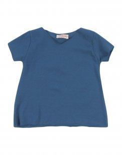 AMELIA Mädchen 0-24 monate T-shirts Farbe Taubenblau Größe 10