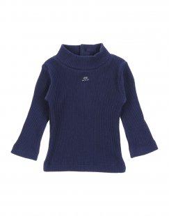 LILI GAUFRETTE Mädchen 0-24 monate T-shirts Farbe Dunkelblau Größe 3