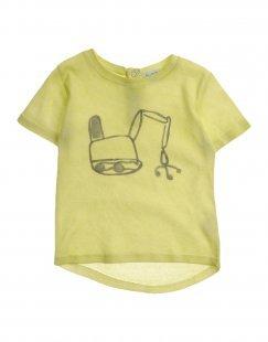 PATIPO´ Mädchen 0-24 monate T-shirts Farbe Säuregrün Größe 10