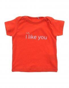 IMPS&ELFS Mädchen 0-24 monate T-shirts Farbe Rot Größe 8