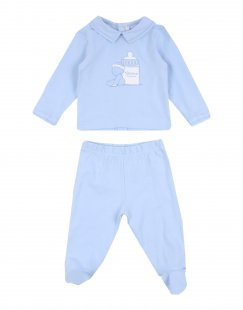 SILVIAN HEACH Jungen 0-24 monate Set Farbe Himmelblau Größe 2