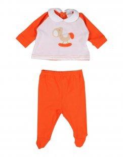 COCCODÉ Jungen 0-24 monate Set Farbe Orange Größe 1