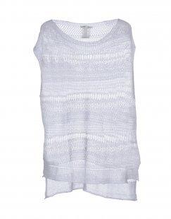 BIANCOGHIACCIO Damen Pullover Farbe Weiß Größe 6