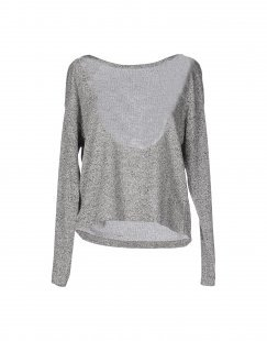 NOISY MAY Damen Pullover Farbe Grau Größe 6