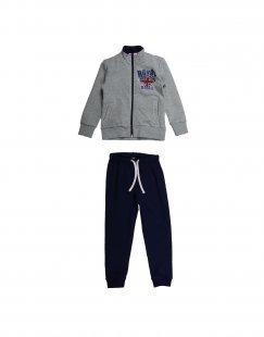 MIRTILLO Mädchen 0-24 monate Sweat-Outfit Farbe Grau Größe 10